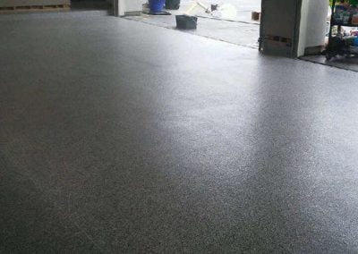 garage floor coating covering
