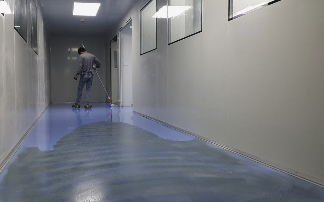 Understanding the Lifespan of Epoxy Floor Coatings