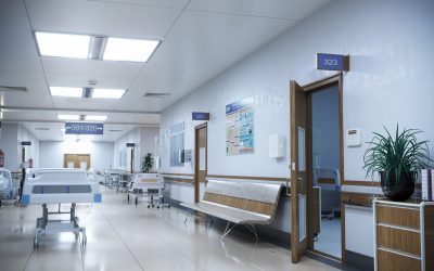 Epoxy Floors: The Safe, Sanitary Choice for Healthcare Facilities