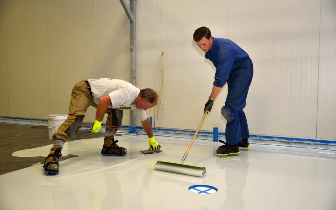 Add a Fresh New Shine to Your Business with Epoxy Flooring